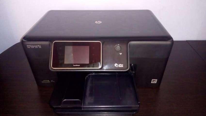 Impresora Hp Photosmart Plus b210a 0