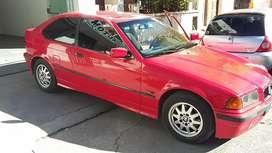 BMW 318 ti Compact 1.8 140 hp 1996