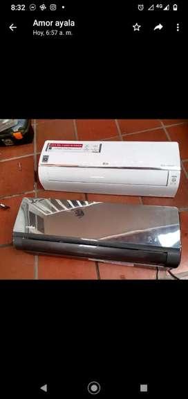 OferraAire LG Dual Inverter Usados y Nuevos a Credito