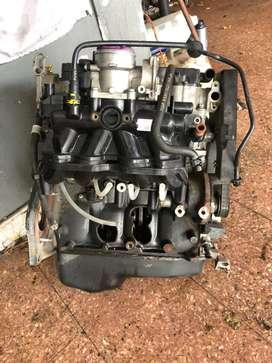 Motor Corsa 1.4 block agujereado 35.000 km