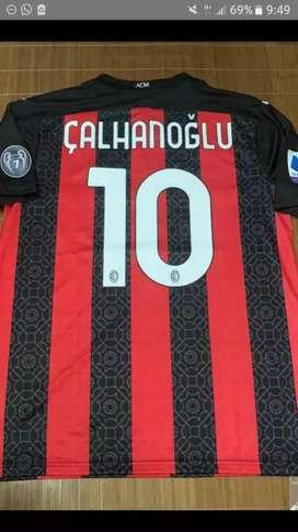 Camiseta calhanoglu
