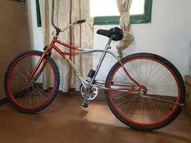 Bicicleta playera rodado 26 en buen estado
