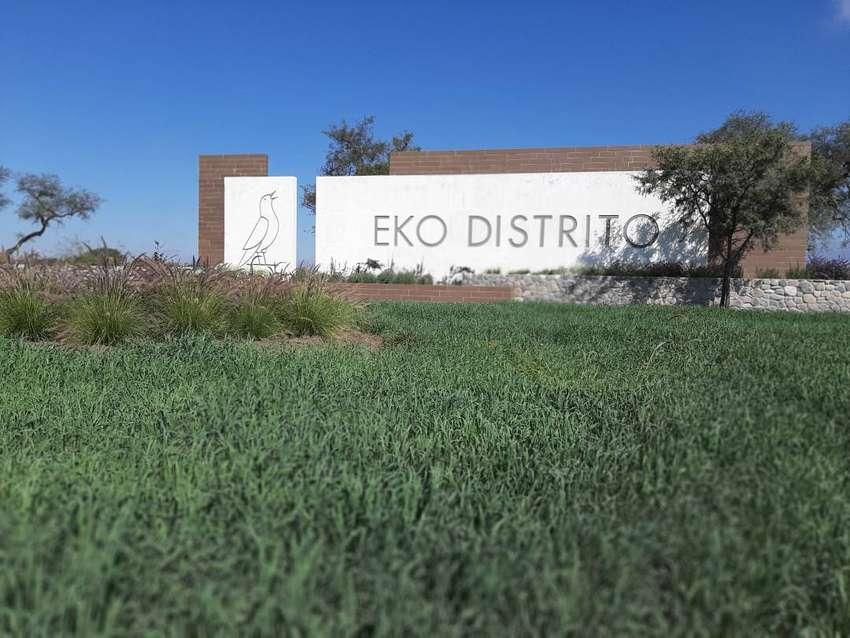 Eko Distrito - Lotes sobre Avenida principal pavimentada