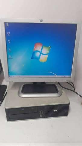computador hp de mesa