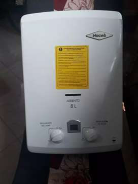 Vendo calentador de agua (Haceb) De 8 Litros