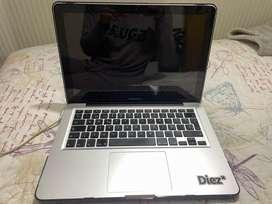MacBook Pro retina 2012con SSD y 8gb en Ram