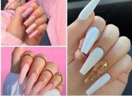 Promoción uñas acrilicas*