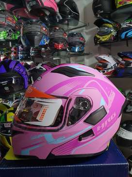 Casco Certificado Abatible Hro 3400