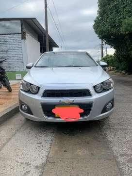 Venta de carro Chevrolet Sonic Lt