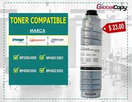 TONER PARA RICOH MP3500/4500/4000/5000/4001/5001/4002/5002 EN MARCA IMAGE/INTERCOPY/ADVANCED