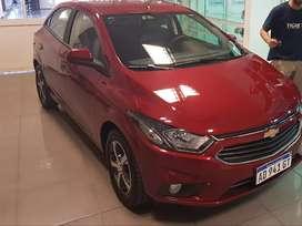 Chevrolet onix ltz 10km (nuevo) santa fe