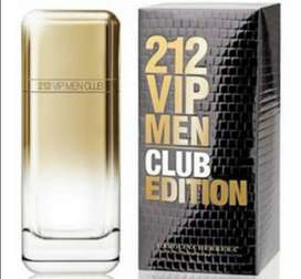 PERFUME LOCION 212 VIP CLUB EDITION DE 100ML