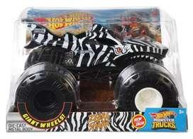 Hot Wheels Monster Trucks Vehicle - Zebra Shark