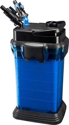 Filtro de recipiente para acuario en cascada