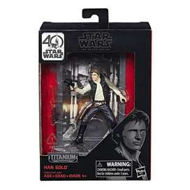 StarWars The Black Series Titanium 3.75 pulg. Nuevos