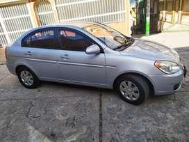 Hyundai Accent Visin 2007