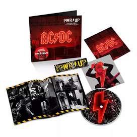 AC/DC - Power Up Ed. Especial CD