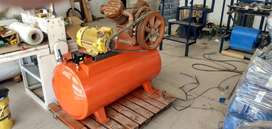 Compresor 5,5 hp industrial trifasico