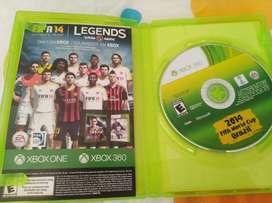 Juegos originales de Xbox 360, PS3 y PC.