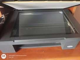 Computador  más impresora epson