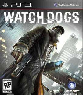 (Nuevo) Watch Dogs PlayStation 3 (PS3)