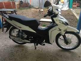 Honda wave 110S 2021 usada