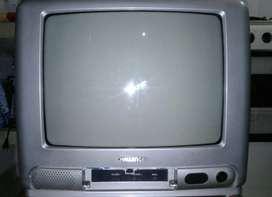 Se vende televisor marca challenger