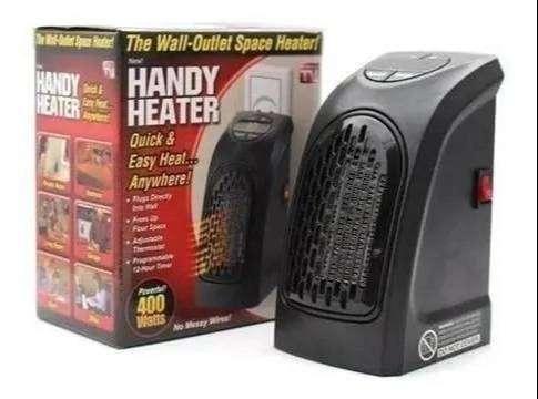 Calentador Ambiente Portátil Handy Heater Calefacción