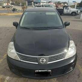 Nissan tiida Visia 1.8 MT 6