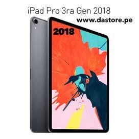 iPad Pro 11 256gb 2019 Wifi 3era Generación Sellado Oferta!!! Garantía!
