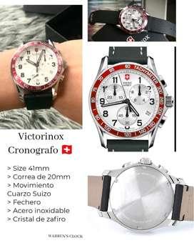 Reloj Victorinox Cronografo Suizo
