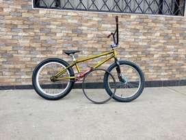 Vendo Bicicleta Bmx Mas Rin Doble Pared