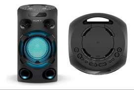 Equipo De Audio Para Fiesta Con Bluetooth Sony !NUEVO!Mhc-v02