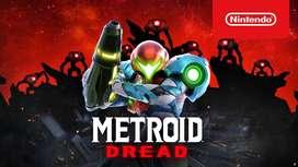 Metroid: Dread  Switch (Nuevo)