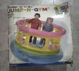 Jumpin gym para niños