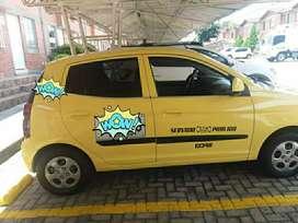 Taxi KIA en venta