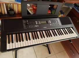 Piano Organeta Yamaha E363 teclado como nuevo full