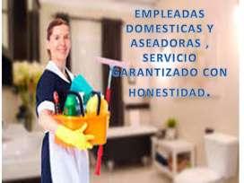 ASEADORAS Y EMPLEADAS DOMESTICAS , SERVICIO GARANTIZADO CON HONESTIDAD