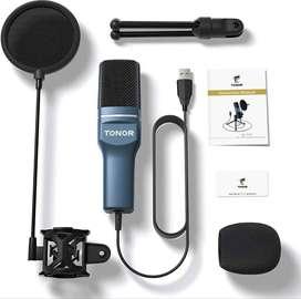 Micrófono Profesional de condensador por usb