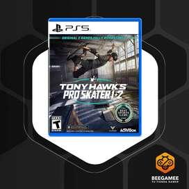 Tony Hawks Pro Skater 1+2 PS5