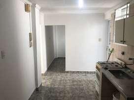 Departamento interno, 2 Dormitorios. Bernábe Araoz al 100