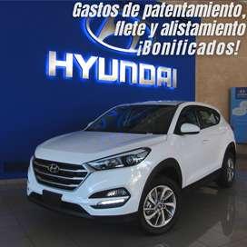 Hyundai Tucson Style 2019 0km Nuevo en Dipar