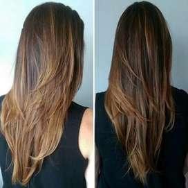 Alisado para el cabello a domicilio