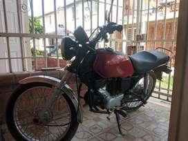 Moto honda 100