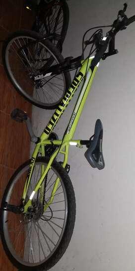 Bicicleta de montaña aro 26
