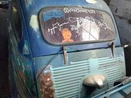 Fiat 600 listo para trasferir