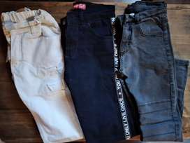 Jeans talle 8 y 10