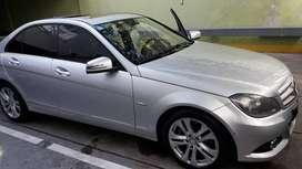Mercedes-Benz Clase C 1.8 C200 City Cgi B.efficienciy
