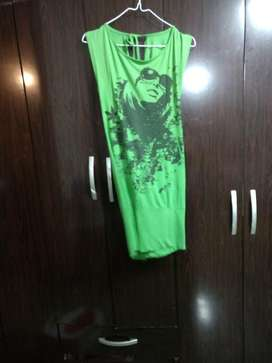 Remeron Verde Talle Large