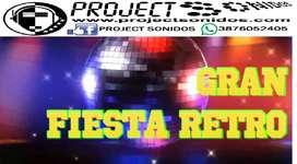DISC-JOCKEY LUCES RETRO 80 & 90